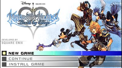 تحميل لعبة Kingdom Hearts لأجهزة psp ومحاكي ppsspp