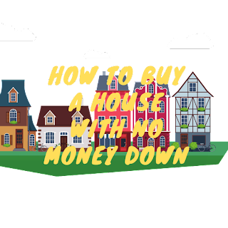 How to buy a house with no money down and bad credit
