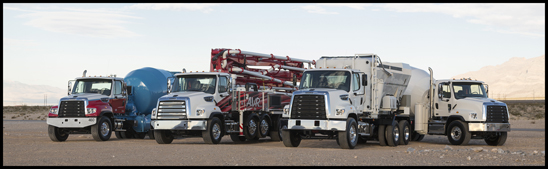 Freightliner Trucks Vocational Lineup