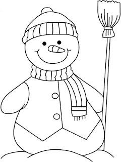 דך צביעה איש שלג