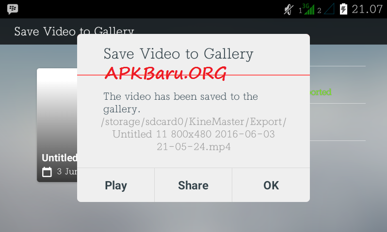 KineMaster PRO Video Editor v4.2.0.9809 Full Apk Terbaru