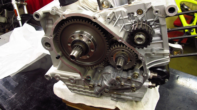 Ducati 996 Engine Teardown