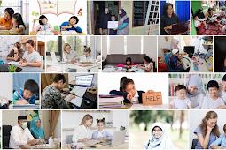 Peran Orang tua Dalam Mengawasi Pembelajaran Anaknya Saat Pandemi