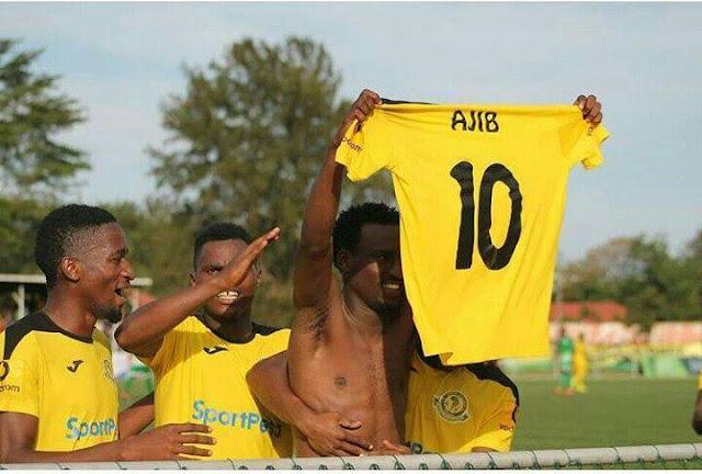 YANGA WAIBUTUA MWADUI FC 3-1...AJIBU NOMAA