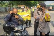 Giat Operasi Yustisi Polres Subang Pokuskan pada penegakan Protokol Kesehatan