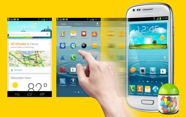 Download firmware Samsung Galaxy S III Mini (GT-I8190)