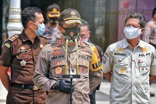 Polda Jateng Pastikan Perketat Protokol Kesehatan saat Liburan Panjang