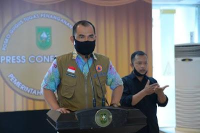 Karhutla di Tiga Wilayah di Riau Dalam Proses Pemadaman