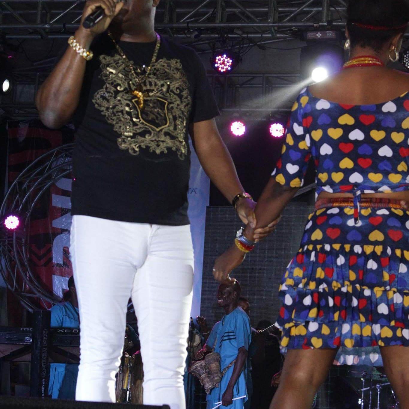 My plan was to have one wife and two children - Sir Shina Peters