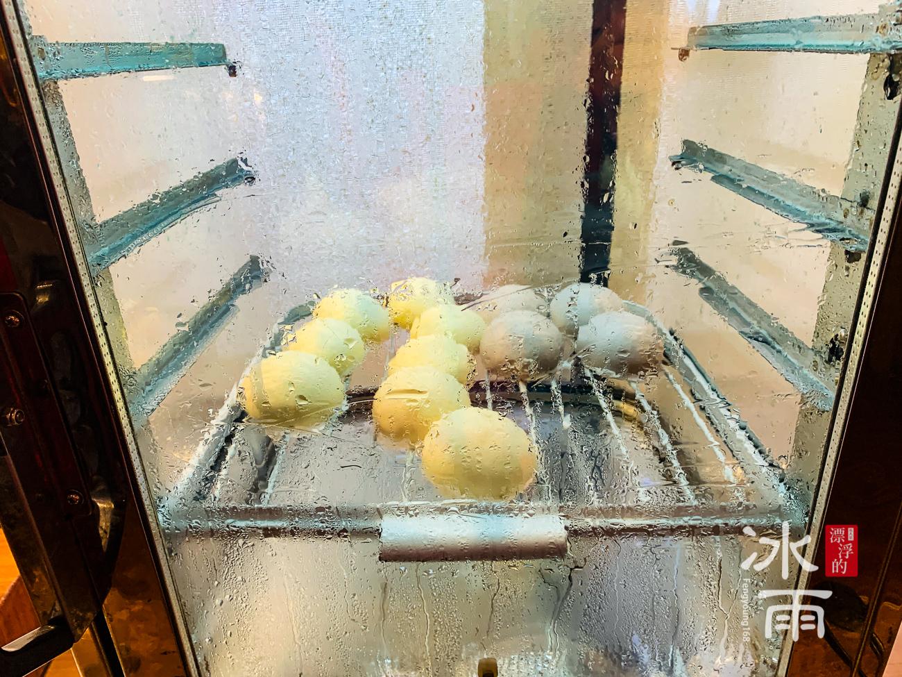泰安湯悅溫泉會館|早餐