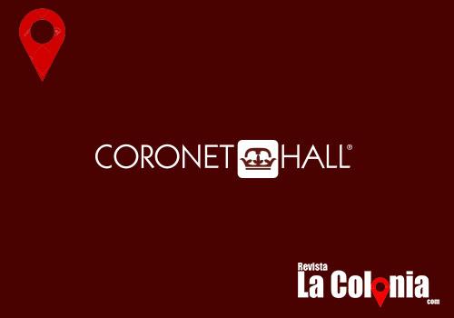 CORONETHALL colonia roma