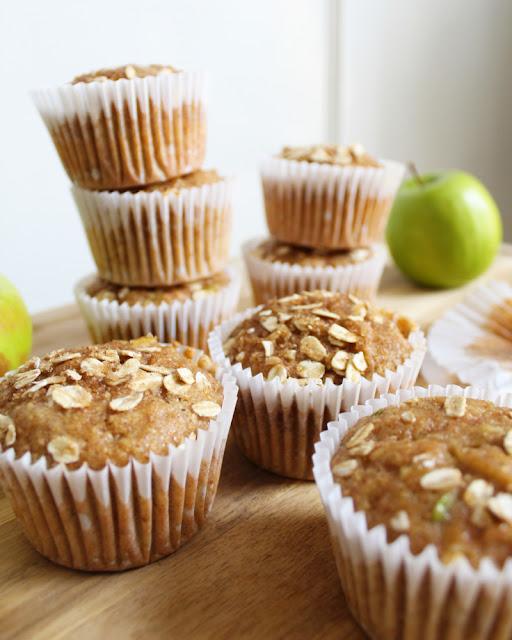 Escoolar + Muffins para el regreso a clases