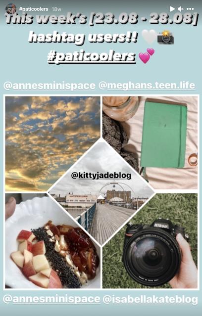Hashtag users, #paticoolers, pati coolers, pati-cool, hashtag roundups