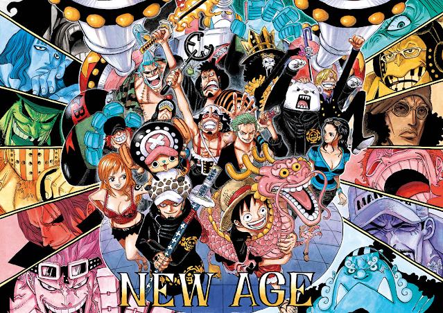 Dressrosa Saga One Piece
