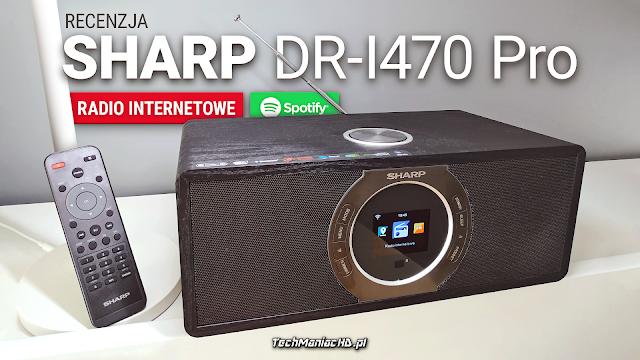 Sharp DR-I470 Pro BK