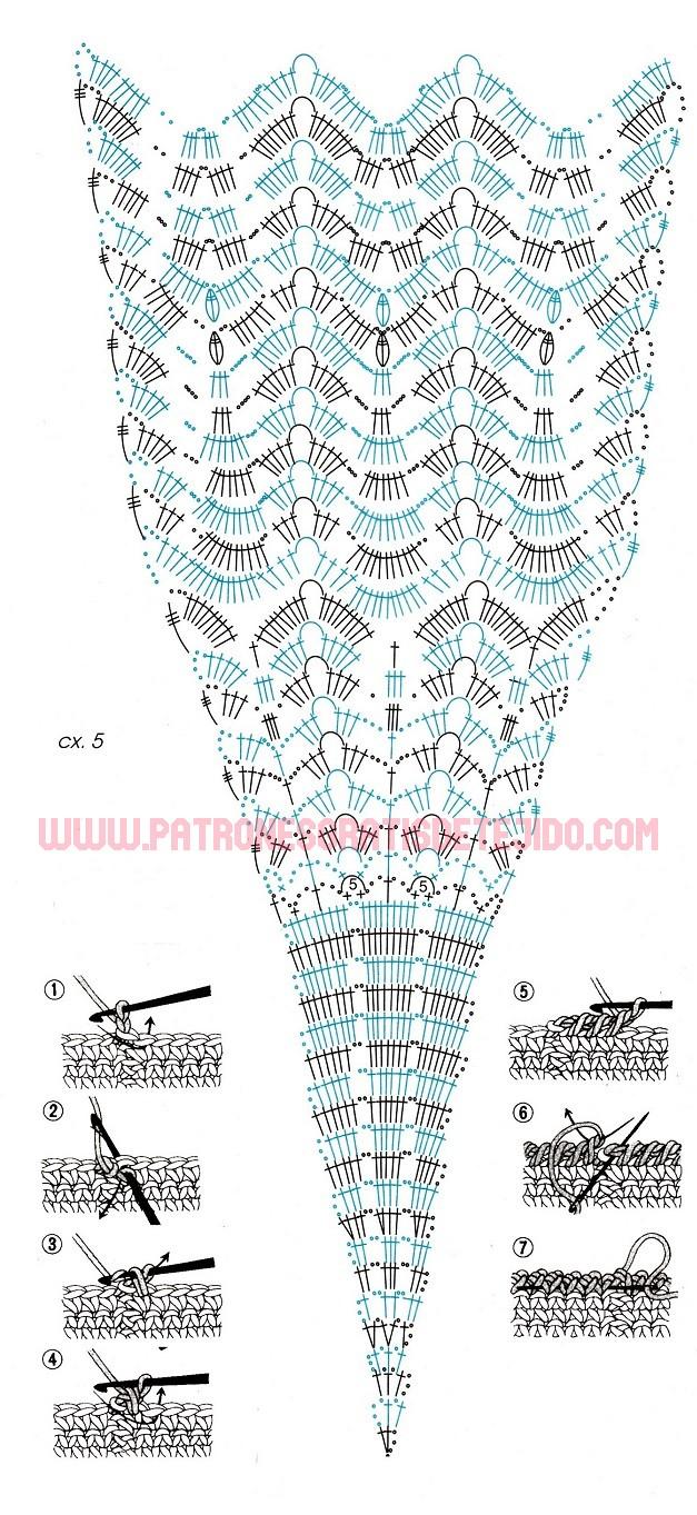 patron-blusa-crochet