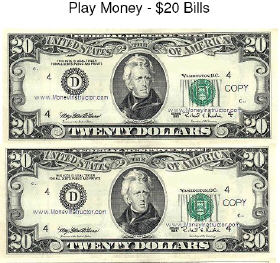 picture relating to Printable Dollar named sey truss: Monetary Printable Greenback Expenses