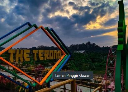 Harga Tiket Masuk Taman Pinggir Nggawan Bojonegoro