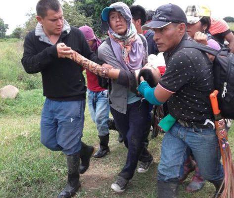 Colombia. Muere indígena tras ataque de la Policía en el Cauca
