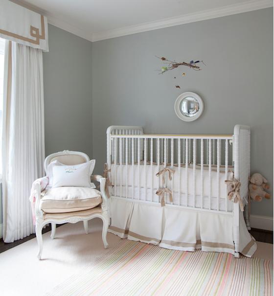 Habitaciones para beb en color gris dormitorios colores for Cuarto color gris