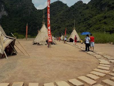 映画「キングコング」の撮影現場