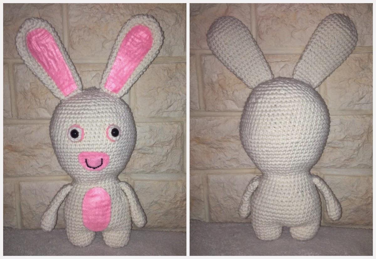 Lapin crétin...de Pâques?! - Le blog de tricotstyle.over-blog.com | 828x1200