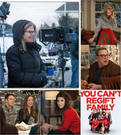 LOVE THE COOPERS- INTERVIEW WITH DIRECTOR