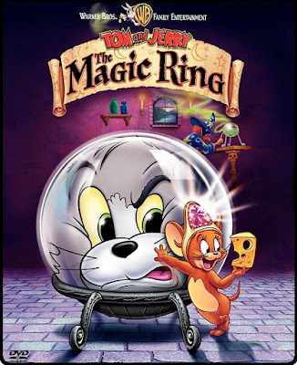 Tom And Jerry: The Magic Ring (2001) Dual Audio 720p | 480p WEBRip ESub x264 [Hindi – Eng] 650Mb | 200Mb