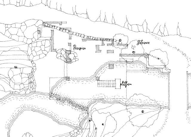 fallingwater - rumah di atas air terjun