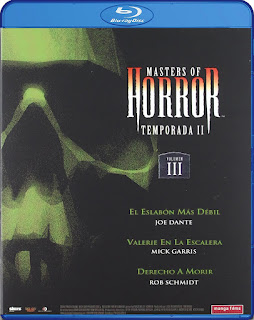 Masters of Horror – Temporada 2 Volumen 3 [BD25] *Con Audio Latino
