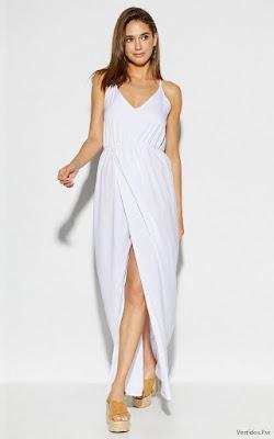 Vestidos Largos de Fiesta Blancos