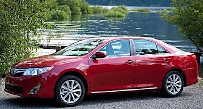 2017 Toyota Camry Review Philippines