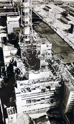 Desastre de Chernóbil, Accidente nuclear, Chernobyl,