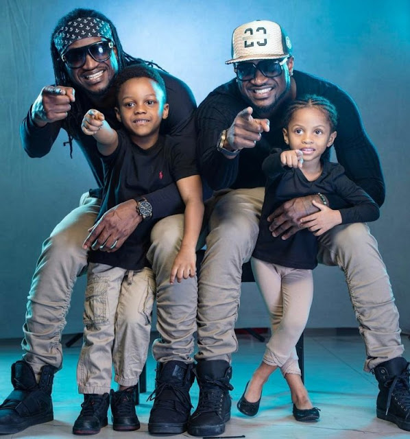 Do You Known That The Name Psquare Still Maintain Relevancy Than  Mr. P and Rudeboy