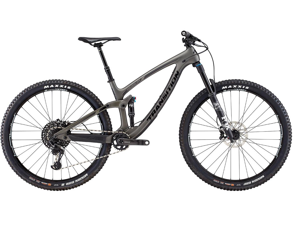 Transition Bikes: Smuggler Carbon XO1 Kit