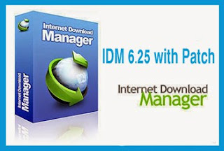IDM 6.25 Build 23 Crack + Patch Full Version Free Download