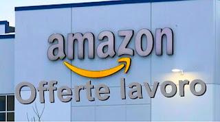 adessolavoro.com - Amazon lavoro