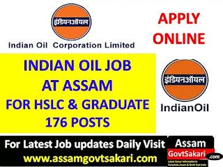 IOCL Assam Recruitment 2019
