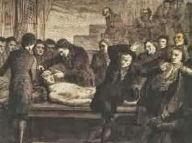 bahan dasar obat di eropa beberapa abad yang lalau pernah di buat dengan berbahan dasar tubuh manusia