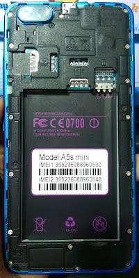 Huawei Clone A5s Mini Flash File