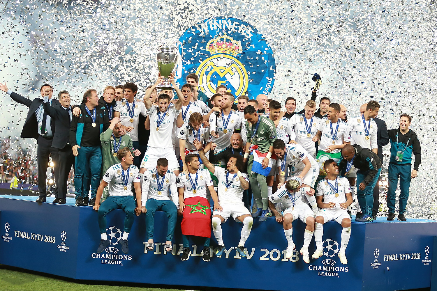 Real Madrid: Origin, History, Superstars, Achievements and Facts