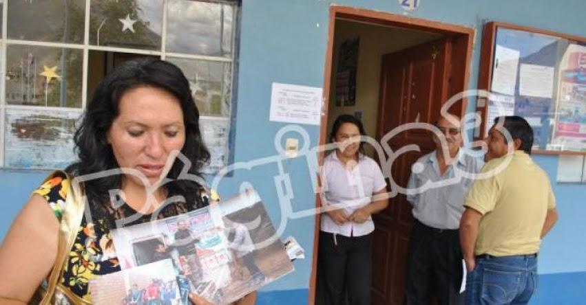 Procesan a exfuncionaria María Angélica Castello Trujillo, por apropiarse de dinero para colegios en la UGEL Yarowilca