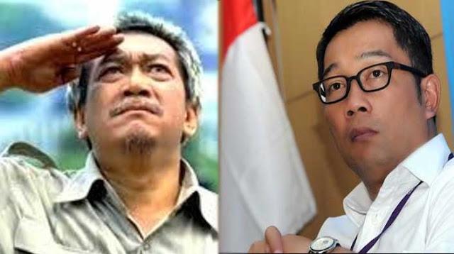 Deddy Mizwar Melejit, Ridwan Kamil Terbawah