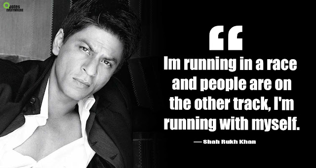 SRK Love Quotes