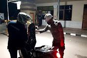 Selain Ciptakan Situasi Kamtibmas, Personel Ditpamobvit Polda Banten Disiplinkan Prokes di PT Krakatau Wajatama