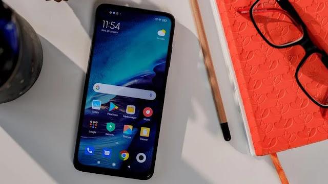 12. Xiaomi Redmi Note 9T