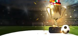 Luckia promo 10€ Nations League hasta 11-10-2020