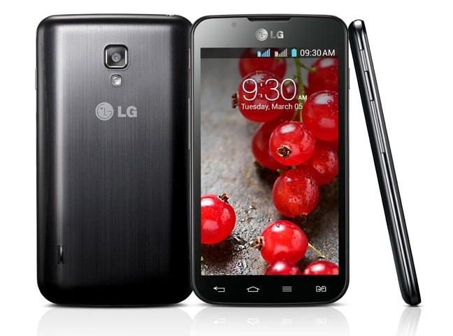 LG Optimus L7 II Dual P715 - Spesifikasi dan Harga HP