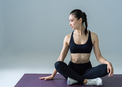 5 simple yoga exercises to reduce belly fat  the health