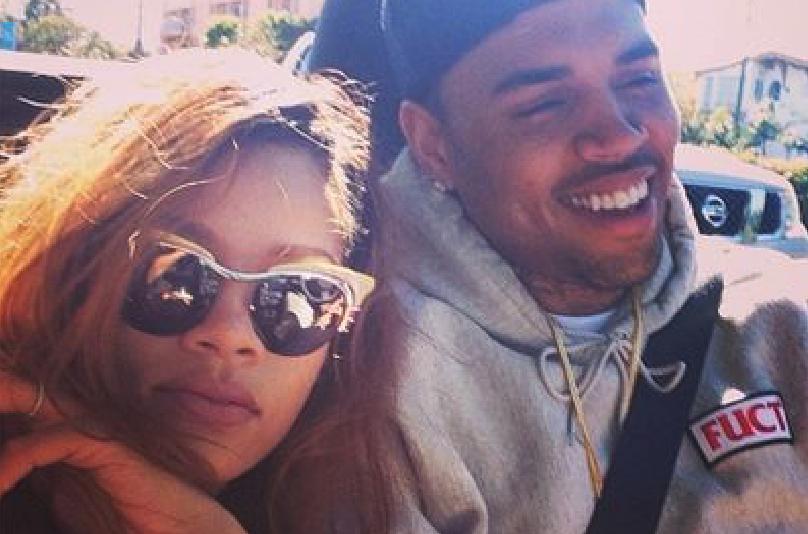 Rihanna et Chris Brown amoureux